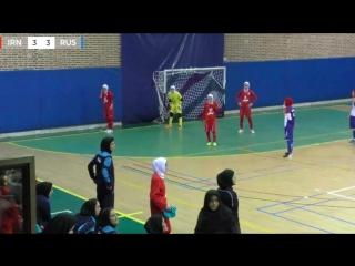 Женская сборная. Товарищеские игры. Иран v Россия. Игра №2. 3:4. Как наши девочки вырвали победу за 6 секунд до конца матча.