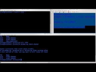 Kali Linux лекция часть 3