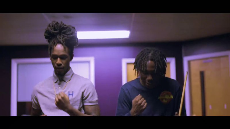 Rich Hicks x Allie Bandz- MAYBE(Official Video)