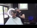 МК май 2018 часть 2 Валерий Баранов Прокачка мастеров BARBERSHOP163 мужская парикмахерская Тольятти