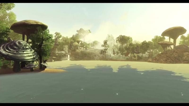 Воссозданный Морровинд в новом трейлере модификации Beyond Skyrim