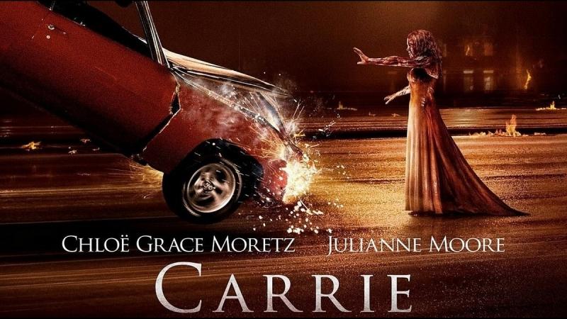 Телекинез (Кэрри, Carrie, 2013 Новинка ужасы) Хлоя Грейс Морец