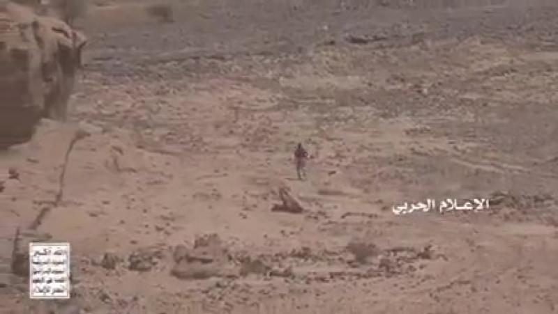 Ансар Аллах Операции по установлению контроля над саудовским блок постом прилегающей к городу Наджран, уничтожение военных Саудо