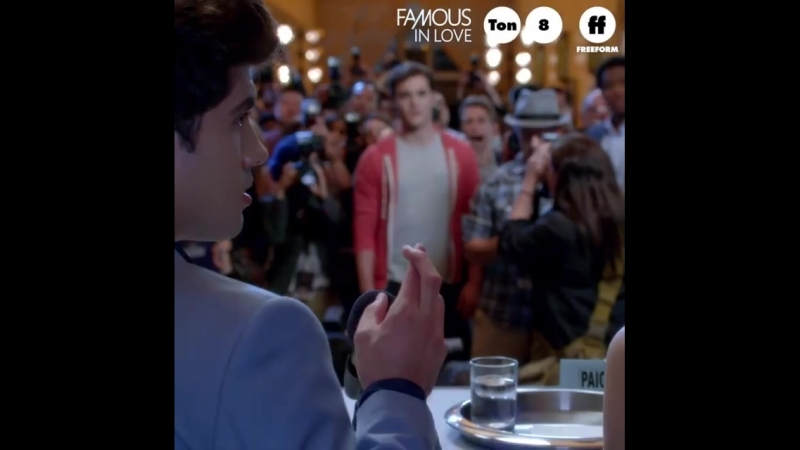 Famous In Love (Season 2) Did Paige choose Jake or Rainer