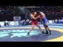 Киевский 2018, 1/8 final - Orxan Nuriyev - Vaginak Minasyan ARM 53 97 кг