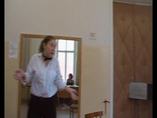 Сцен речь (Гарифьянова Александра)