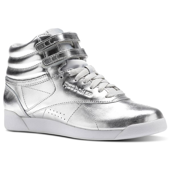 Кроссовки Freestyle Hi Metallic