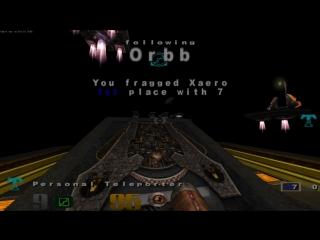 Quake 3 Arena Эпичная Битва