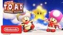 Captain Toad: Treasure Tracker   Геймплейный трейлер