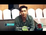 [VIDEO] 171025 Lay @ Yinyuetai Greeting Message