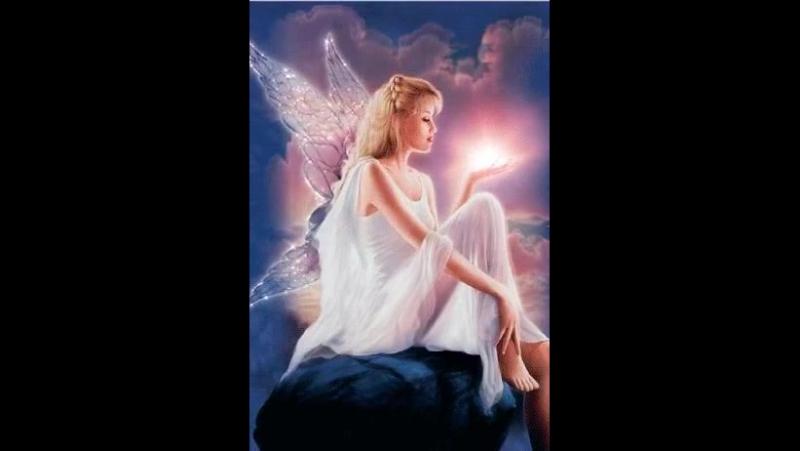 Ты ангел во плоти среди земного люда