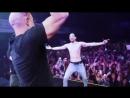 Vin Diesel Hurls Cake At Steve Aokis Face