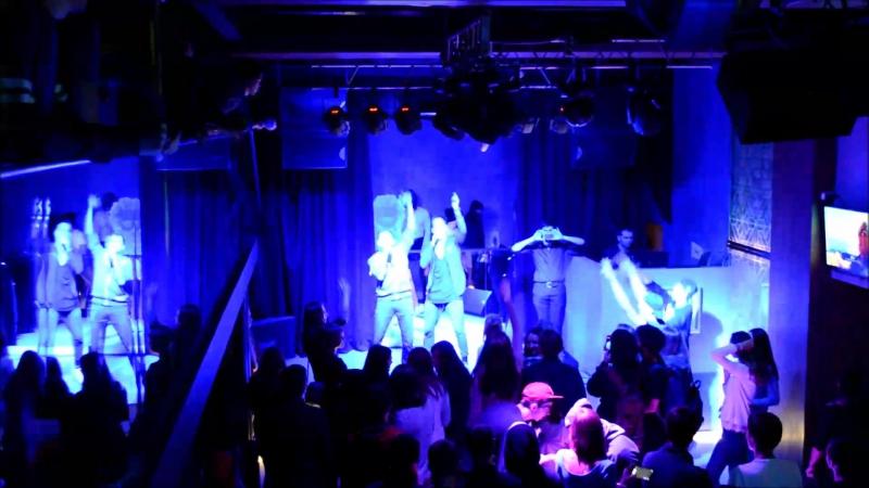 Deymas Mike - Антидот (Live 29/09/2017, Туман)