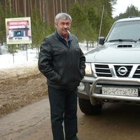 Анкета Владимир Саморядов