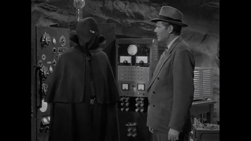 Бэтмен и Робин (1949 ) 5 серия ( перевод одноголосый)