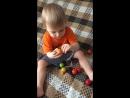 Малыш и шнуровка Наливные яблочки🍎