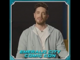 Attention, Paladins! Josh Keaton has a special message for you!