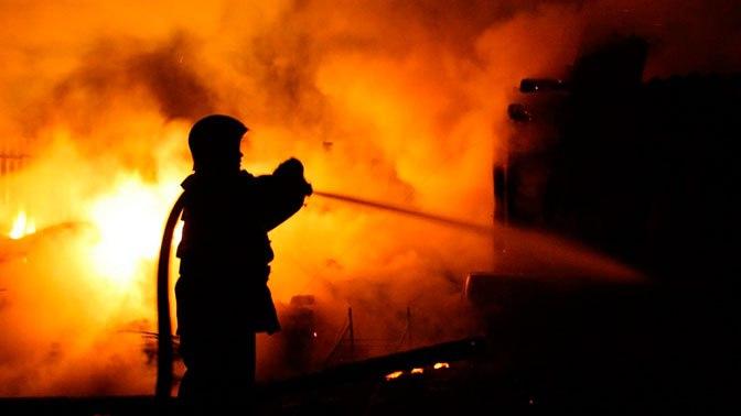 Пятеро детей сгорели заживо, потому что их