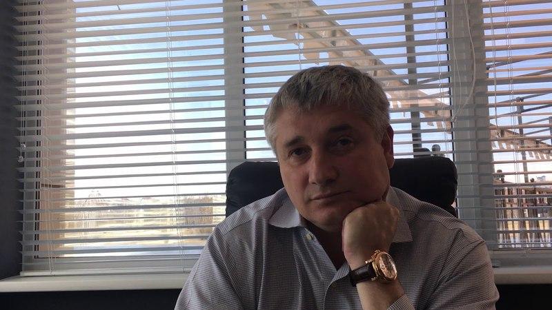 Президент «Байкал-Энергии» Виктор Захаров ответил на вопросы Ники Песчинской