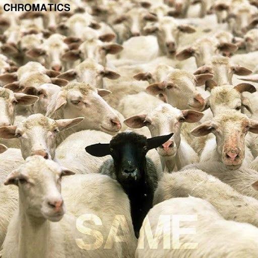 Chromatics альбом Same