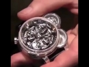 Сложные механизмы наручных часов! Это потрясающе