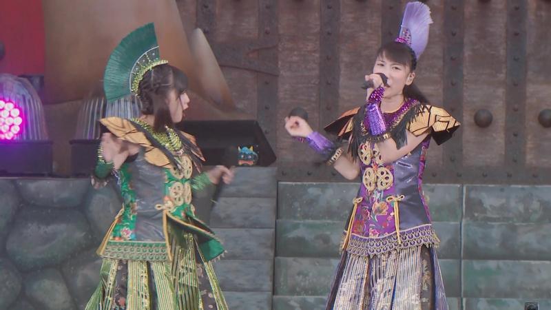 Momoiro Clover Z - Buryoutougen Nakayashimo Monogatari [Tohjinsai 2016]