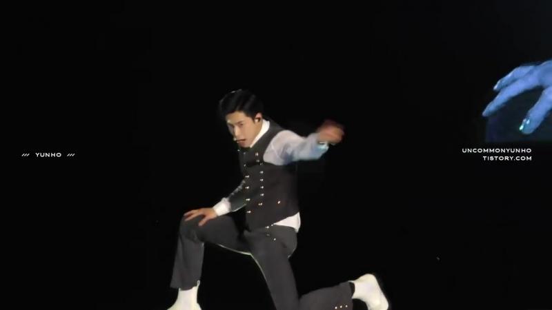 [180505-6] Circle Concert - B.U.G YUNHO multi fancam