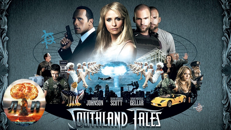 Сказки юга / Southland Tales (2006) 720HD