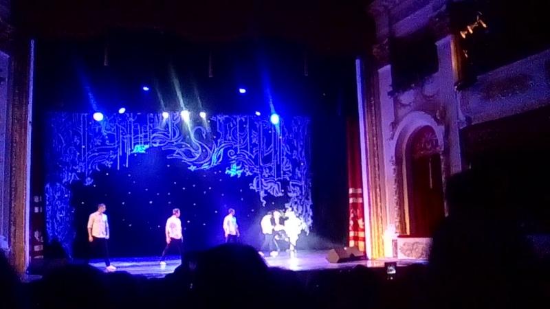 Концерт Анастасия Волочкова Филармония Понаморенко Краснодар 21.05.2018