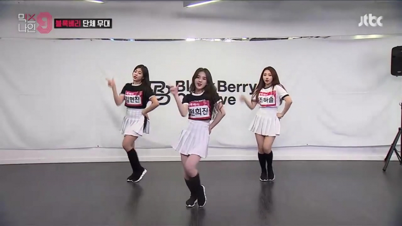 [SHOW] MixNine - Heejin, Hyunjin, Haseul