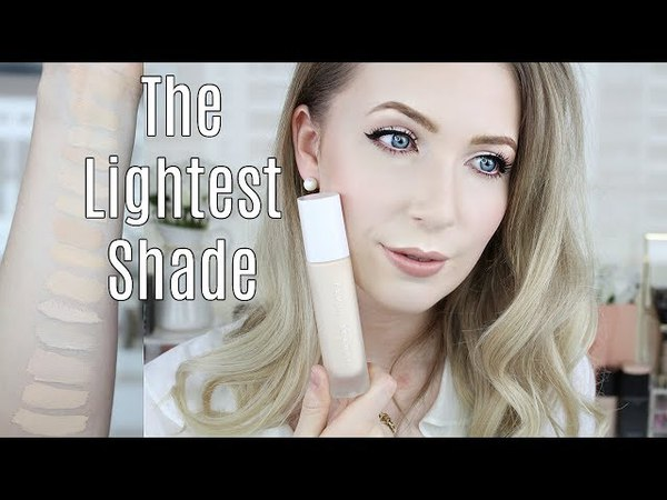 Fenty Beauty Pro Filt'r Foundation - 100 | Full Review, Swatches, Demonstration on VERY PALE SKIN