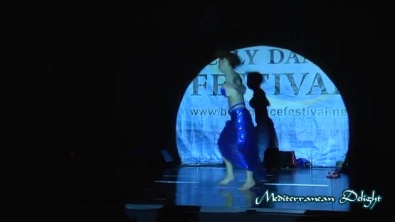 Burlesque, Katalin Schafer-Mediterranean Delight 2013 Gala 22107
