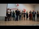 Песенный флешмоб от преподавателей медицинского колледжа. Октябрь, 2017