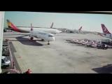 Истанбул аэропортида A330 ва A321 самолётлари заро т