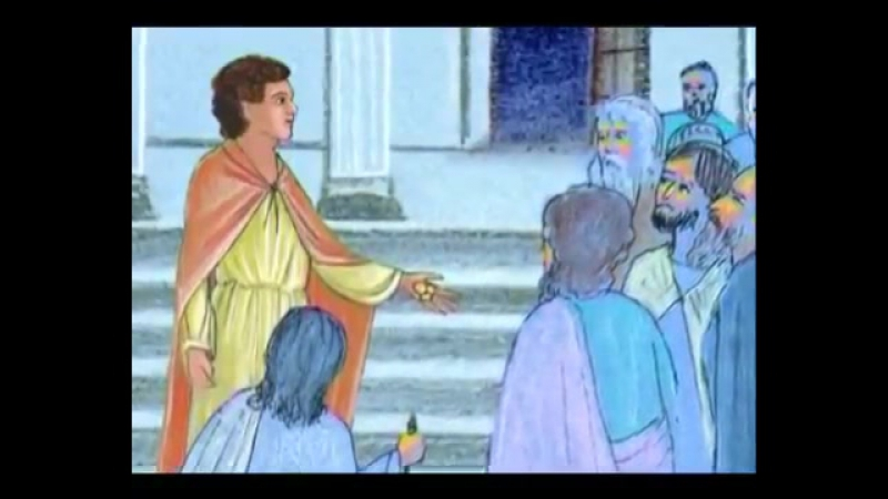 Мученик ВОНИФАТИЙ Тарсийский (Рассказы о святых)