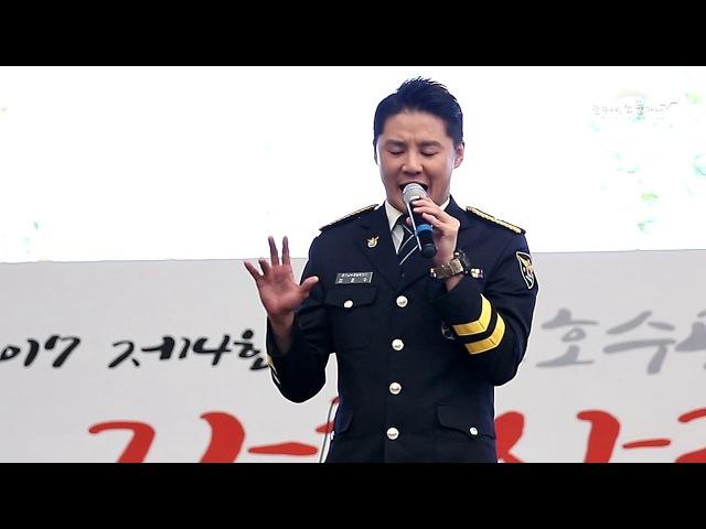 170916 광교호수공원 가족사랑걷기대회 김준수 - Fresh blood
