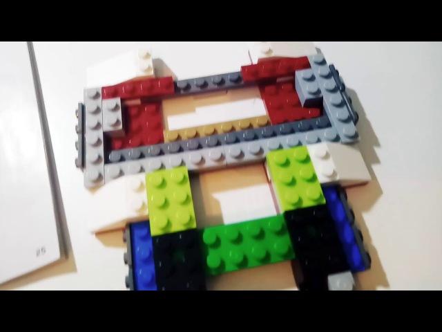 Обзор lego 75182 legomonsters Саша и Тема (Боевой танк Лего 75182 Звёздные Войны)