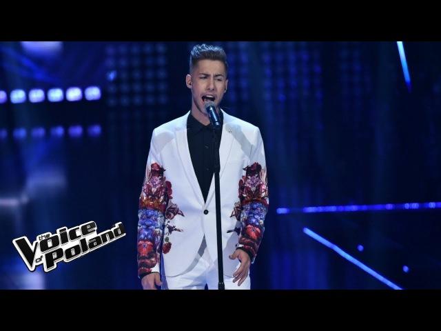 Michał Szczygieł Nic tu po mnie Live 3 The Voice of Poland 8
