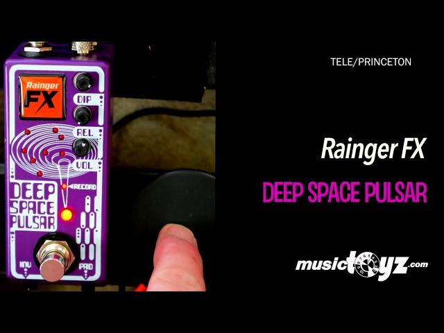 Rainger FX Deep Space Pulsar ( Igor, mic) Guitar Pedal