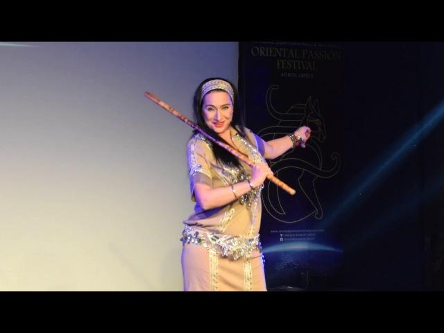 Elena Ramazanova (Russia) - 8th Oriental Passion Festival