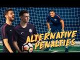 RABONA PENALTY!  Bernardo Silva v Phil Foden  Alternative Penalties