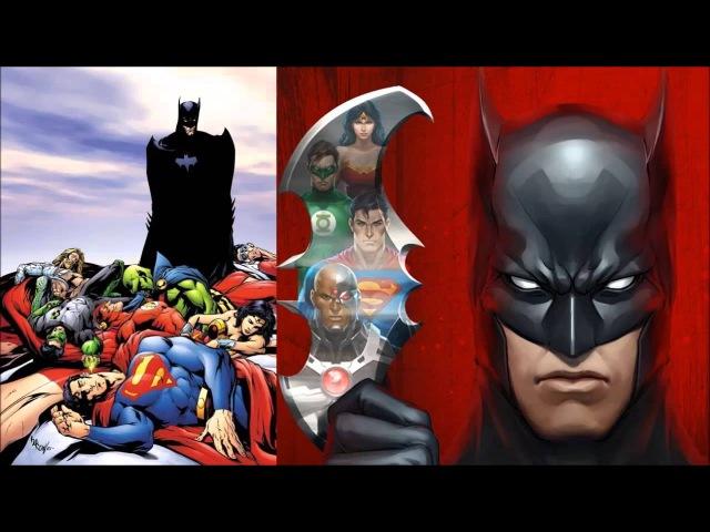 Batman explains how to defeat the Justice League, including himself!