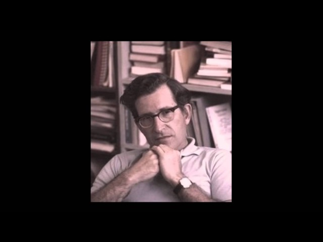 Noam Chomsky - Unused Capacities