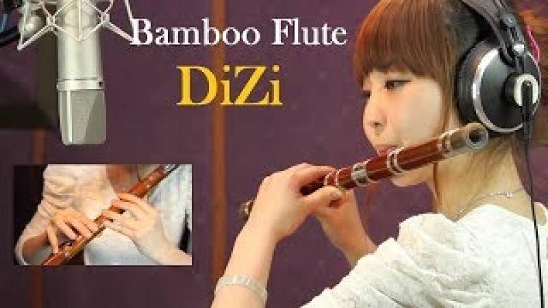 Beautiful Chinese Instrumental Music - Bamboo Flute Dizi- Chinese Relaxing Music and Meditation