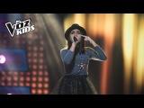 Mari canta El Yerberito Moderno - Audiciones a ciegas La Voz Kids Colombia 2018