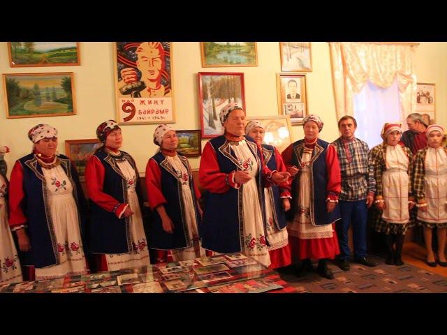 Экскурсия с.Кряш Серда , музей 27.09.17
