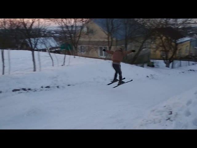 лижі 2018