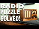 Solving The RARE $1000 Radio Puzzle!!