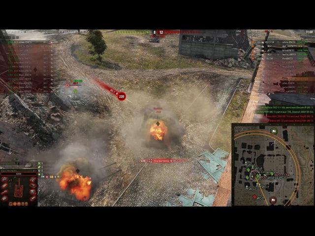 Голдовые катки 3 день бой1