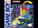 Operation C (Game Boy) - Прохождение (Без комментариев)